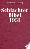 Schlachter Bibel 1951