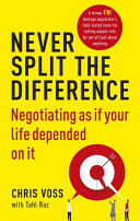 Ebook Never Split the Difference Epub Chris Voss,Tahl Raz Apps Read Mobile