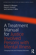 download ebook a treatment manual for justice involved persons with mental illness pdf epub