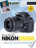 David Busch's Nikon D5500 Guide to Digital SLR Photography