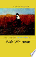 The Cambridge Introduction To Walt Whitman book