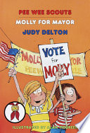 Pee Wee Scouts  Molly for Mayor
