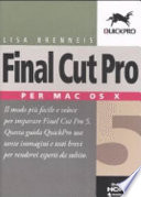 Final Cut Pro 5. Per Mac OS X