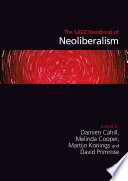 The SAGE Handbook of Neoliberalism