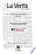 La Verit    Periodico settimanale di Maddaloni 1889 1890