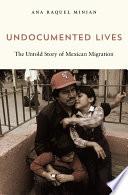 Undocumented Lives Book PDF