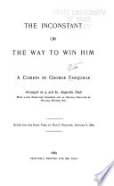 The Inconstant  Or the Way to Win Him Book PDF