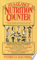 At A Glance Nutrition Counter