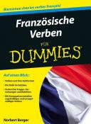 Franz  sische Verben f  r Dummies