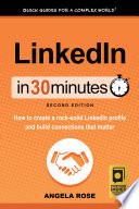 LinkedIn In 30 Minutes  2nd Edition