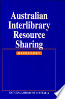 Australian Interlibrary Resource Sharing Directory