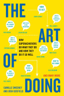 Ebook The Art of Doing Epub Camille Sweeney,Josh Gosfield Apps Read Mobile