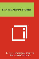 Teenage Animal Stories