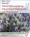 Sinusitis  Nebenh  hlenentz  ndung   Behandlung mit Hom  opathie  Sch  sslersalzen  Biochemie  und Naturheilkunde