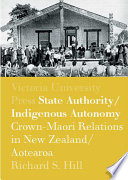 State Authority  Indigenous Autonomy