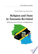 Religion and State in Tanzania Revisited State In Tanzania As A Feature