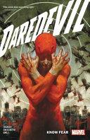 Daredevil By Chip Zdarsky Vol 1