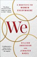 download ebook we: a manifesto for women everywhere pdf epub