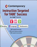 Instruction Targeted for TABE Success  ITTS   Site LAN License   Complete Set
