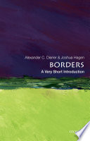 Borders  A Very Short Introduction