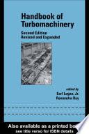 Handbook Of Turbomachinery book