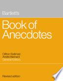 Bartlett s Book of Anecdotes