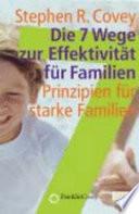 Die 7 Wege zur Effektivit  t f  r Familien