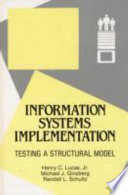 Information Systems Implementation