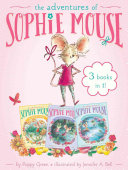 The Adventures of Sophie Mouse 3 Books in 1