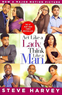 Act Like A Lady Think Like A Man Movie Tie In Edition