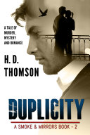 Duplicity   A Tale of Murder  Mystery and Romance