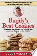 Buddy s Best Cookies  from Baking with the Cake Boss and Cake Boss  Book PDF