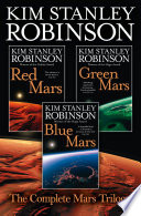 The Complete Mars Trilogy  Red Mars  Green Mars  Blue Mars