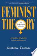 Feminist Theory  Fourth Edition