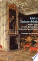 Adel in Sachsen-Anhalt