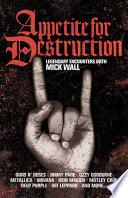 Appetite For Destruction book