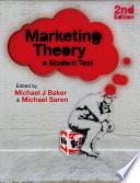 Marketing Theory