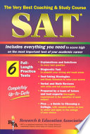 The Best Coaching and Study Course for the SAT I