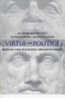 Virtue and Politics