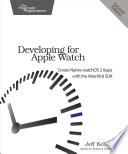 Developing for Apple Watch