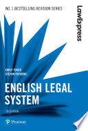 Law Express  English Legal System