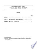 Legislation Relating To Acid Rain