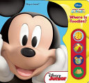 Mickey Mouse Where Is Toodles  Tiny Lift and Listen