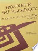 Progress in Self Psychology, V. 3