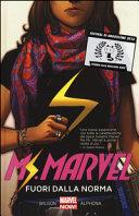 Fuori dalla norma  Ms  Marvel