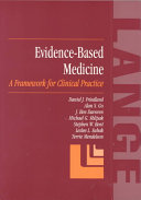 Evidence Based Medicine A Framework For Clinical Practice