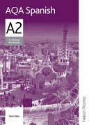 AQA A2 Spanish Grammar Workbook