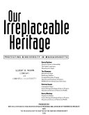 Our Irreplaceable Heritage