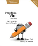 cover img of Practical Vim