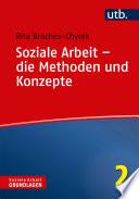 Soziale Arbeit Die Methoden Und Konzepte